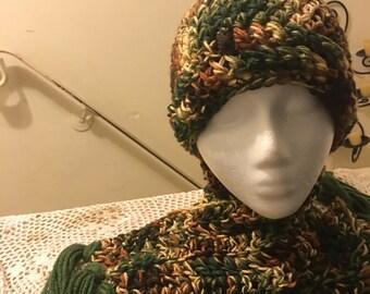 Chunky Ribbed winter hat with Pom Pom