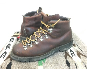 Mountain Man Boots Etsy