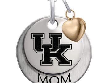 Kentucky Wildcats Necklaces and Charms   Sterling Silver   Multiple Styles   Officially Licensed   University of Kentucky Jewelry