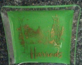 Harrods ashtray