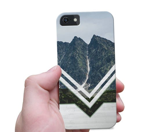 Mountains iPhone 7 Case, Woods iPhone 6s Case, Forest Samsung Galaxy S7 Case, Trees iPhone SE Case, Forest iPhone 6 Case,  iPhone 5S Case