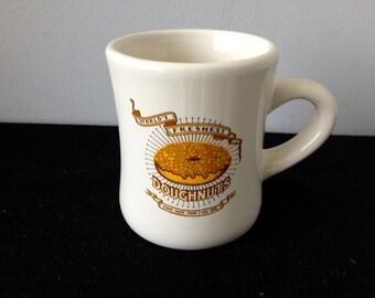 Collectable Sidecar Doughnuts Coffee Mug