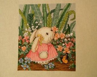 Pink Girl Bunny