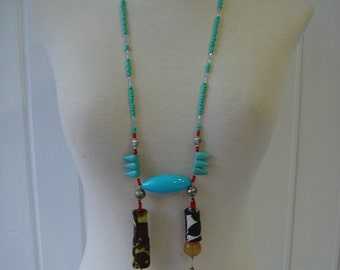 Original necklace jewelry art,