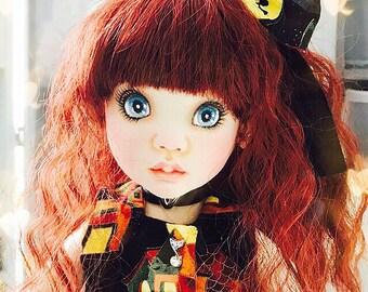 PamicDolls  - 40 cm fabric doll