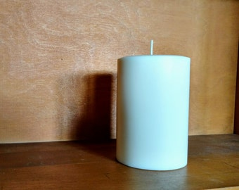 Pillar Candle // 4.5-inches // Soy Wax