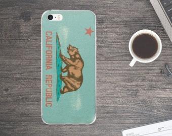 California iPhone Case - California iPhone 6 Case - California iPhone 6s Case - California Phone Case - California iPhone 5s Case