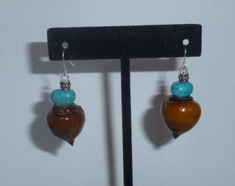 Acorn Earrings #20