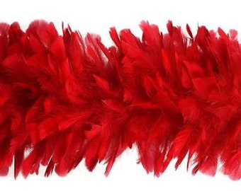 Turkey feather boa 200 gram