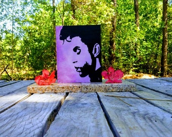 Prince sign, Purple rain, prince decor, prince art, Prince Rogers Nelson, wood sign, Prince wall art, Prince music, prince fan gift art