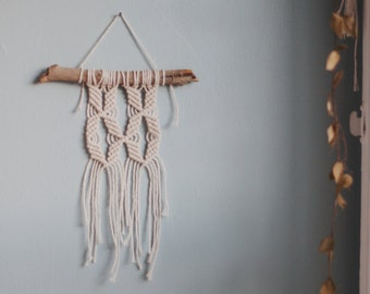 mini arrow macrame wall hangings