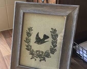 Vintage Themed Frame