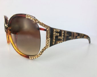 Swarovski Crystal Sunglasses 400 UV