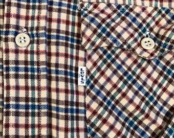 Vintage 80s Levi's Western Button Up Shirt Large