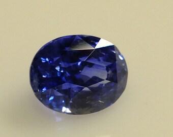 Ceylon Blue Sapphire 5.48 Ct Natural Genuine sapphire