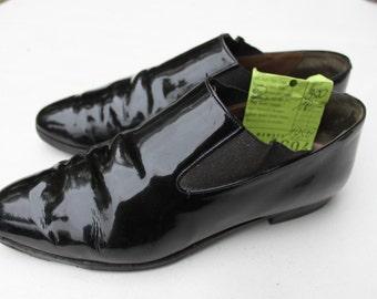 PANARA - Italy, genuineLeather-Slipper's, size 39(german),
