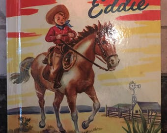 Cowboy Eddie Rand Mcnally Elf Book