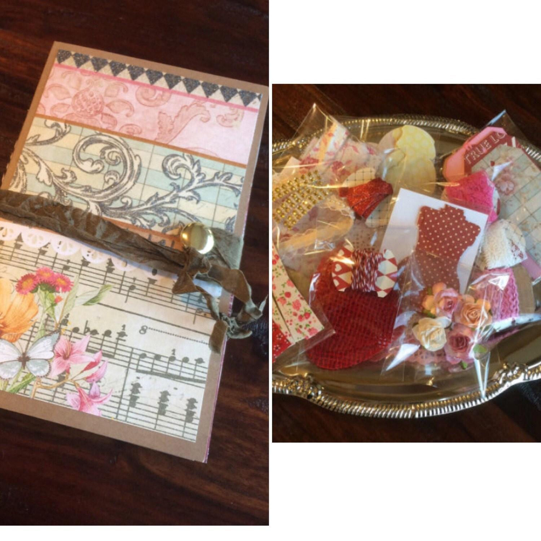 Junk Journal DIY Handmade Journal Handmade Junk Journal