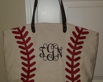 Cotton Baseball bag