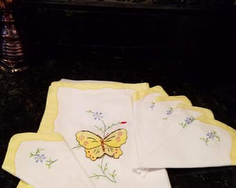 Spring/Easter place mats