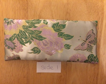 Satin Lavender Eye Pillow