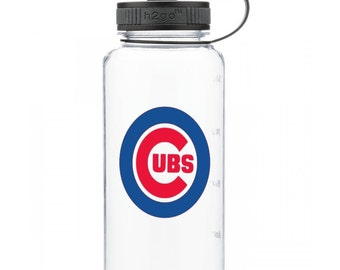 Chicago Cubs Personalized Water Bottle