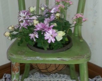 Country Chic Garden Chair