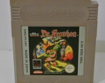 Game Boy Original - Dr Franken