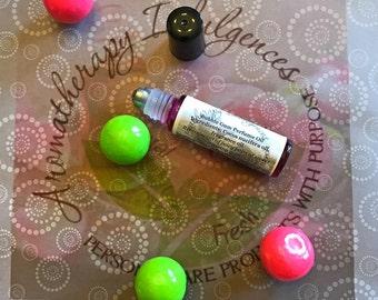 Bubble Gum Perfume - Perfume Oil - Perfume Roll On - FREE SHIPPING