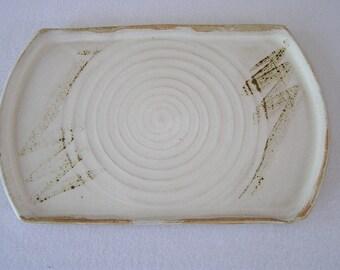 Plate - Large ceramic serving platter
