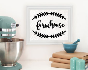 Farmhouse Vinyl