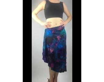 Skirt, dancewear, multicolored skirt