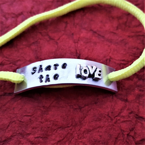 Shoe Lace Tags, Shoelace Charms, Shoelace Tags, Running Jewelry, Joy Love Charm, Christmas Jewelry, Holiday Gift, Share the Love Gifts
