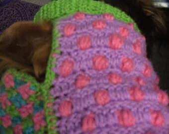 Fancy Crochet sweater