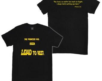 Star Wars Inspired Memorial T-Shirt