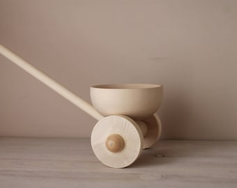 Push toy - Bowl