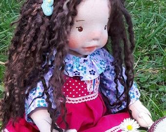 Camilla waldorf doll