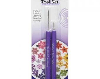 Quilling Tool Set 2/Pkg