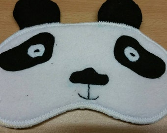 Sleep mask / night accessory / panda /.