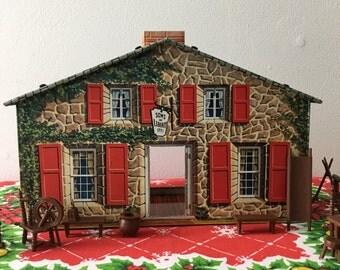 Vintage Marx Tin Litho Sons of Liberty House