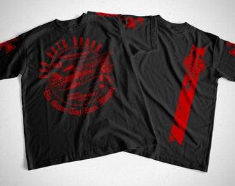T-Shirt Red Baron – Manfred von Richthofen German air force 1.Weltkrieg