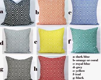 Pillow shams pillow covers 20x20 pillow cover 24x24 pillow cover 26x26 euro sham pillowcase decorative throw pillows case mothers day gift
