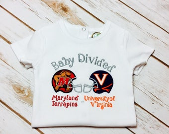 House Divided / Baby Divided Onesie