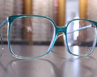 Vintage Retro NOS Nordic Frame Germany Eyeglasses Glasses