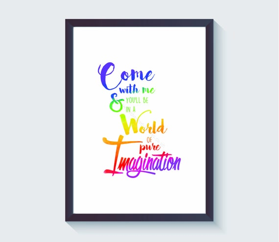 Come with Me (Pure Imagination) - Howling Pixel