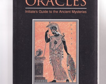 SIGNED The Crone Oracles: Initiate's Guide to the Ancient Mysteries 1994 Paperback Mythology Spirituality
