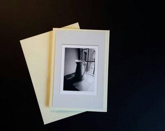 Jug, still life photograph