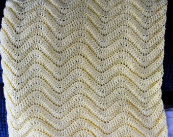 Handmade Car Seat Blanket