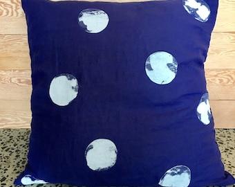 Cushions HandPrinted Hemp Linen
