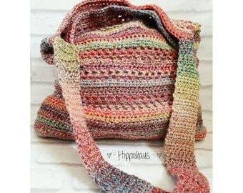 Festival bag, vegan bag, hip bag, vegan gift, crossbody bag, shoulder bag, shopping bag, gift for her, birthday gift, personalised tote bag,